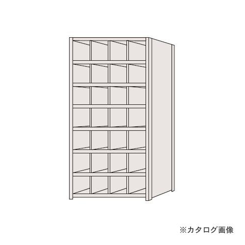 【運賃見積り】【直送品】サカエ SAKAE 区分棚 フラットタイプ NCA110-407