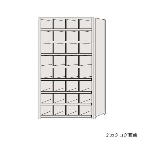 【運賃見積り】【直送品】サカエ SAKAE 区分棚 フラットタイプ NCA110-408