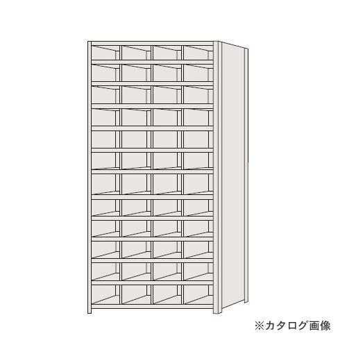 【運賃見積り】【直送品】サカエ SAKAE 区分棚 フラットタイプ NCA110-412