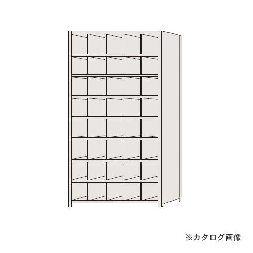 【運賃見積り】【直送品】サカエ SAKAE 区分棚 フラットタイプ NCA111-508