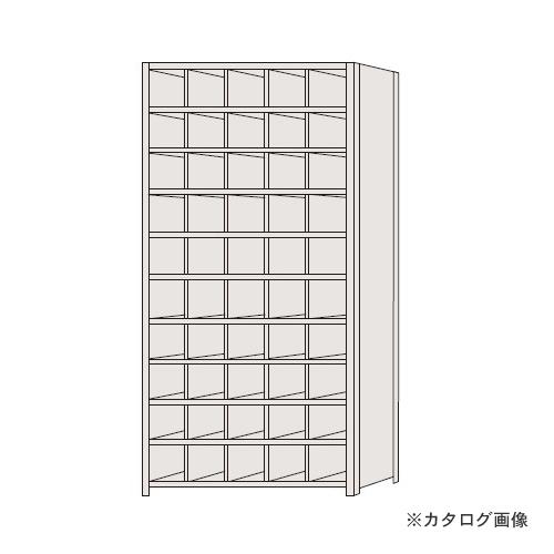 【運賃見積り】【直送品】サカエ SAKAE 区分棚 フラットタイプ NCA110-510