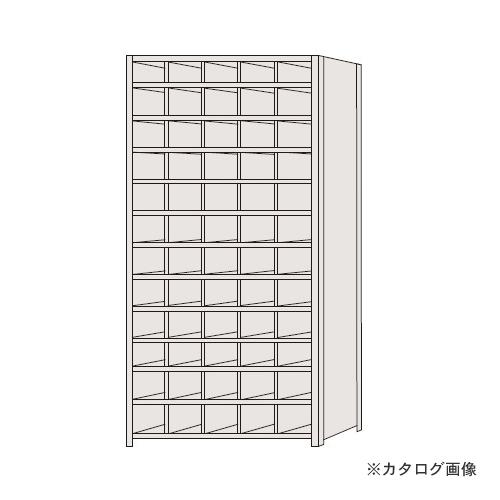 【運賃見積り】【直送品】サカエ SAKAE 区分棚 フラットタイプ NCA110-512