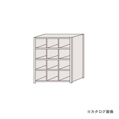 【運賃見積り】【直送品】サカエ SAKAE 区分棚 フラットタイプ NCA711-304