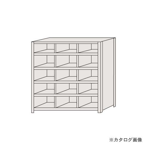 【運賃見積り】【直送品】サカエ SAKAE 区分棚 フラットタイプ NCA710-305