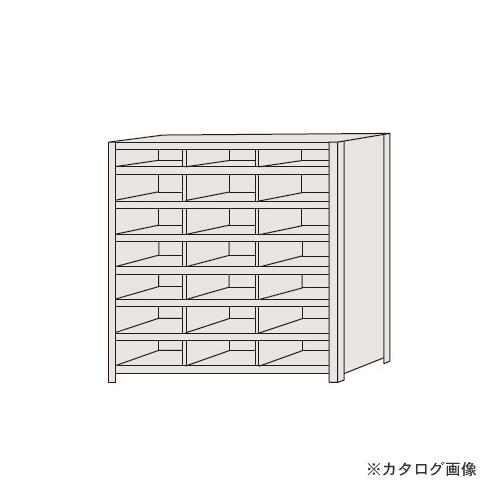 【運賃見積り】【直送品】サカエ SAKAE 区分棚 フラットタイプ NCA710-307