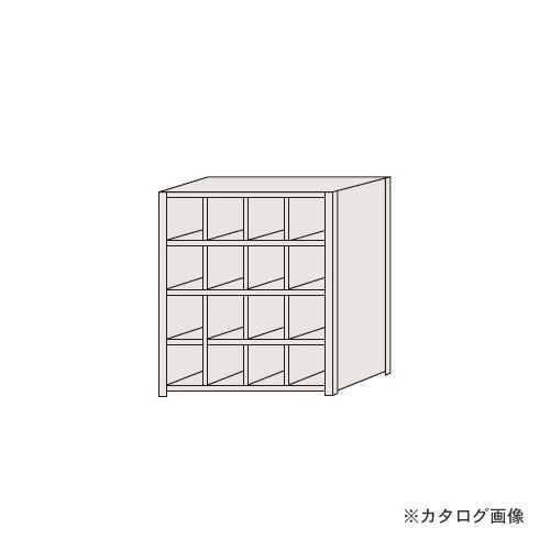 【運賃見積り】【直送品】サカエ SAKAE 区分棚 フラットタイプ NCA711-404