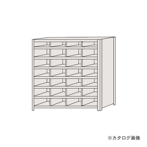 【運賃見積り】【直送品】サカエ SAKAE 区分棚 フラットタイプ NCA710-407