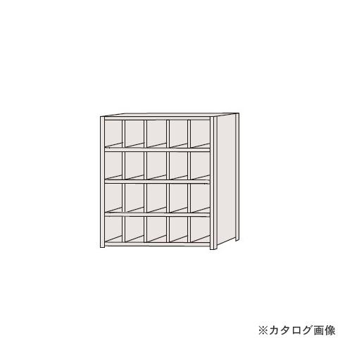【運賃見積り】【直送品】サカエ SAKAE 区分棚 フラットタイプ NCA710-504