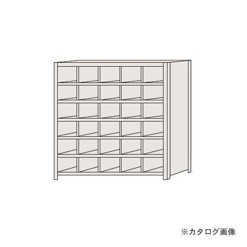 【運賃見積り】【直送品】サカエ SAKAE 区分棚 フラットタイプ NCA710-506