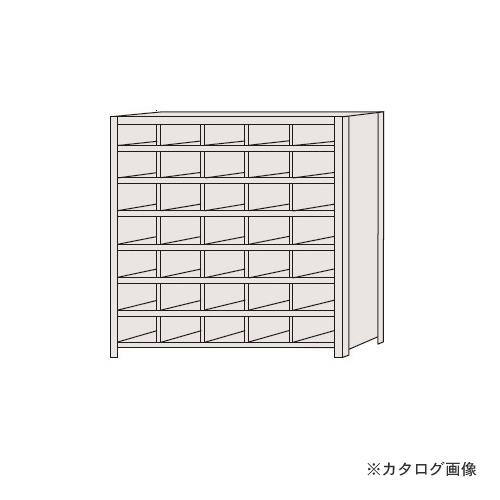 【運賃見積り】【直送品】サカエ SAKAE 区分棚 フラットタイプ NCA710-507