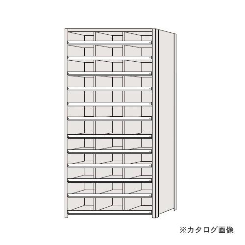 【運賃見積り】【直送品】サカエ SAKAE 区分棚 コボレ止め付タイプ NCC111-312
