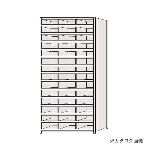 【運賃見積り】【直送品】サカエ SAKAE 区分棚 コボレ止め付タイプ NCC111-314