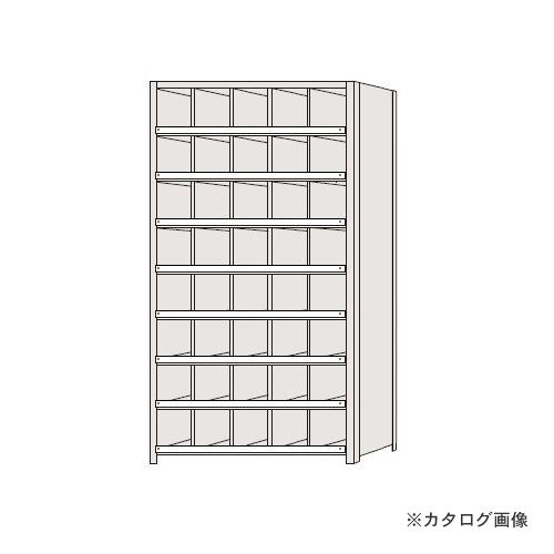 【運賃見積り】【直送品】サカエ SAKAE 区分棚 コボレ止め付タイプ NCC110-508