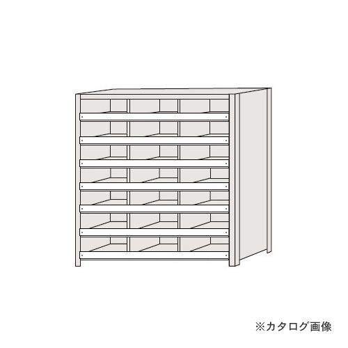 【運賃見積り】【直送品】サカエ SAKAE 区分棚 コボレ止め付タイプ NCC710-307