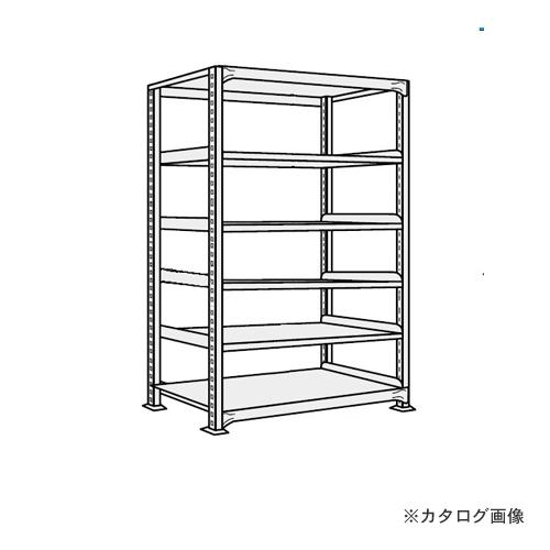 【運賃見積り】【直送品】サカエ SAKAE 中軽量棚NEW型 NEW-2746