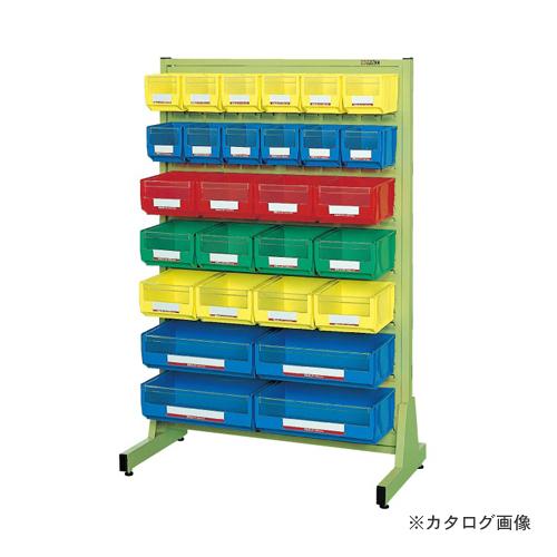 【直送品】サカエ SAKAE パネルハンガー 固定式 片面タイプ NFP-528