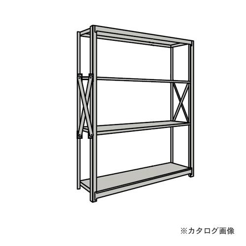 【運賃見積り】【直送品】サカエ SAKAE 重量棚NR型 NR-2564