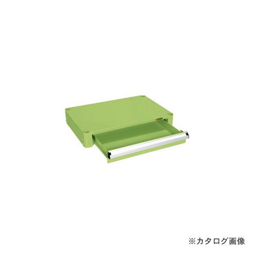 【直送品】サカエ SAKAE パールワゴン用オプション浅引出しセット PKR-RC