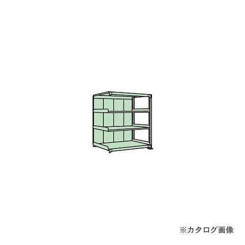 【運賃見積り】【直送品】サカエ SAKAE 中軽量棚PML型 PML-8124R