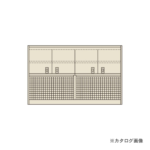 【直送品】サカエ SAKAE ピットイン上部架台 PN-9HMPCK