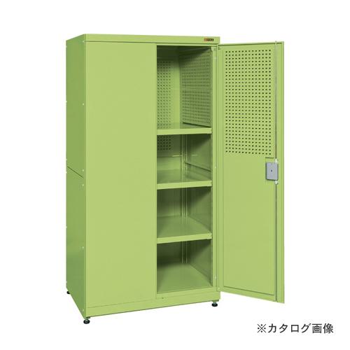 【直送品】サカエ SAKAE パンチング保管庫(パンチング無し) PNH-9063P