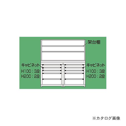 【直送品】サカエ SAKAE ニューピットイン PNH-CC18W