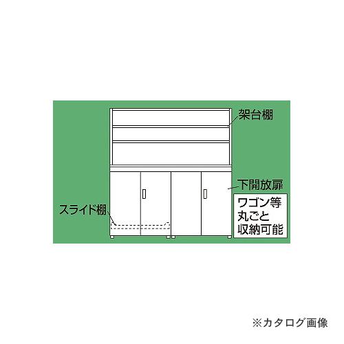【直送品】サカエ SAKAE ニューピットイン PNH-SK18W
