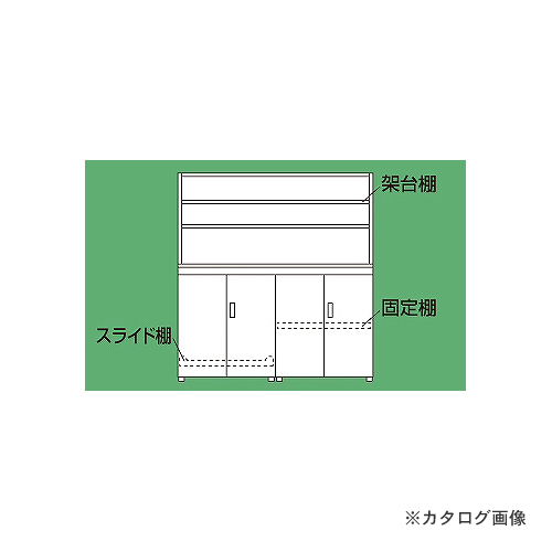 【直送品】サカエ SAKAE ニューピットイン PNH-SR18W