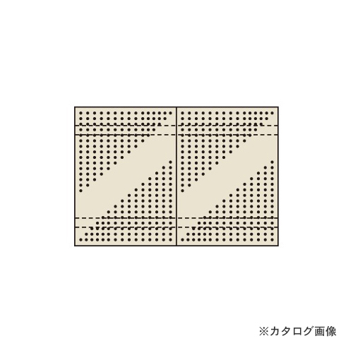 【直送品】サカエ SAKAE パンチングウォールシステム PO-602LN