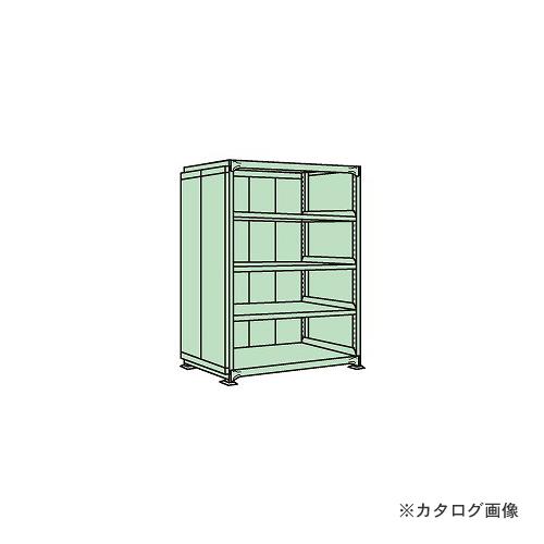【運賃見積り】【直送品】サカエ SAKAE ラークラックパネル付 PRL-2125