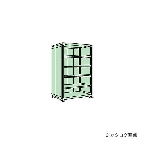 【運賃見積り】【直送品】サカエ SAKAE ラークラックパネル付 PRL-2116