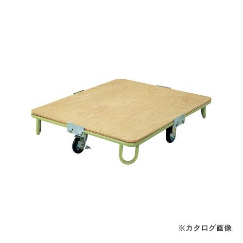 【直送品】サカエ SAKAE 自在移動回転台車 オプション ボード R-6B