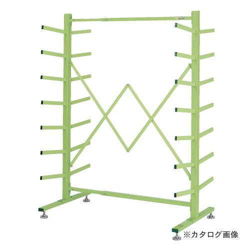 【直送品】サカエ SAKAE スライドバーラック SBR-1WN