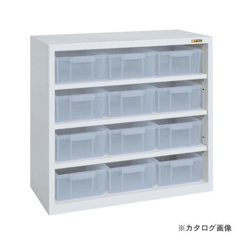 【直送品】サカエ SAKAE コンテナラック・コンテナ付 SCR-95D