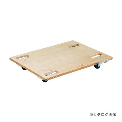 【直送品】サカエ SAKAE 板台車 スタッキング仕様 SD-8N