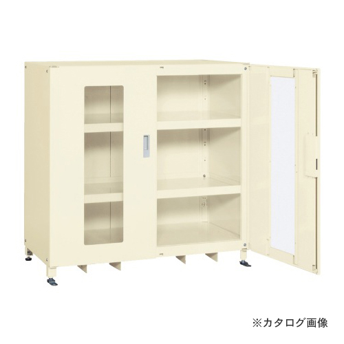 【直送品】サカエ SAKAE スーパージャンボ保管庫 SKS-126712AI