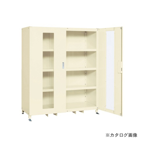【直送品】サカエ SAKAE スーパージャンボ保管庫 SKS-126718MAI
