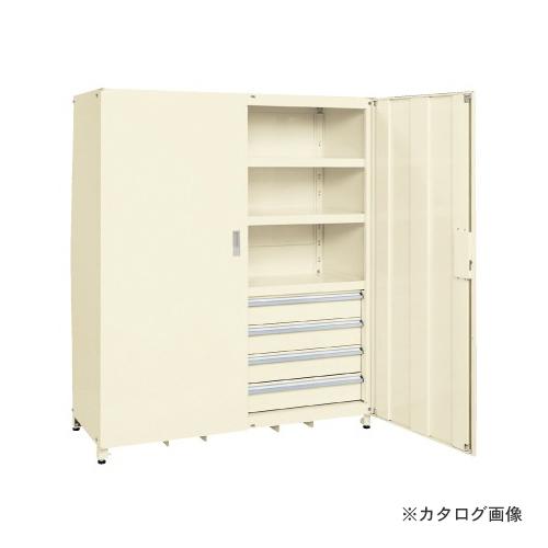【直送品】サカエ SAKAE スーパージャンボ保管庫 SKS-150A4A