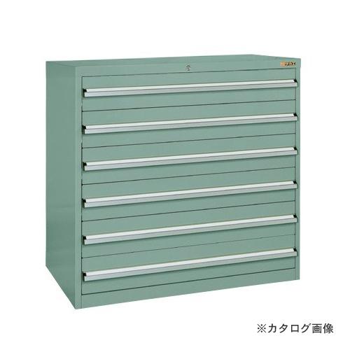 【直送品】サカエ SAKAE 重量キャビネットSKV10タイプ SKV10-1062ANG