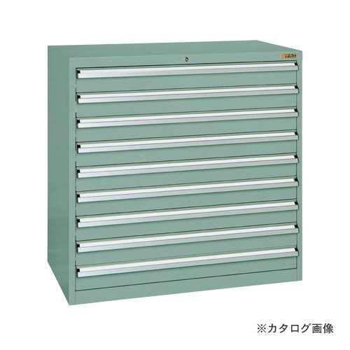 【直送品】サカエ SAKAE 重量キャビネットSKV10タイプ SKV10-1091ANG