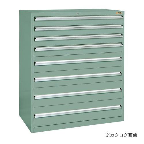 【直送品】サカエ SAKAE 重量キャビネットSKV10タイプ SKV10-1284ANG