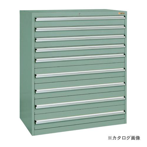 【直送品】サカエ SAKAE 重量キャビネットSKV10タイプ SKV10-1292ANG