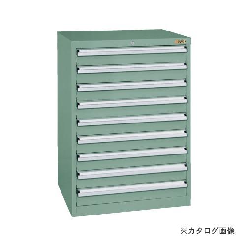 【直送品】サカエ SAKAE SKVキャビネット SKV7-1091ANGN