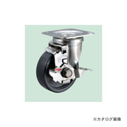 【運賃見積り】【直送品】サカエ SAKAE キャスター SU-SSTC-150GNU(S-2)