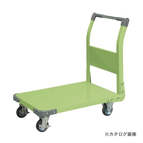 【直送品】サカエ SAKAE 特製四輪車 TAN-33