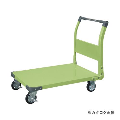 【直送品】サカエ SAKAE 特製四輪車 TAN-55