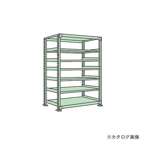 【運賃見積り】【直送品】サカエ SAKAE 軽中量棚 ND-3517