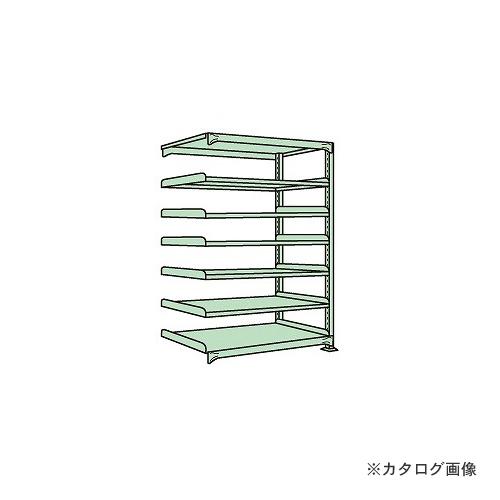 【運賃見積り】【直送品】サカエ SAKAE 軽中量棚 ND-3747R