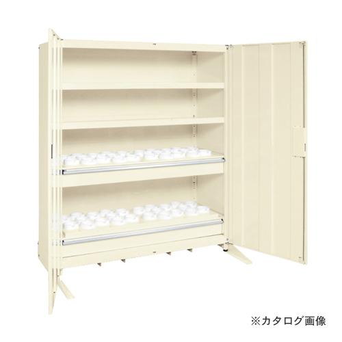 【直送品】サカエ SAKAE ツーリング保管庫 TLG-150A2CB