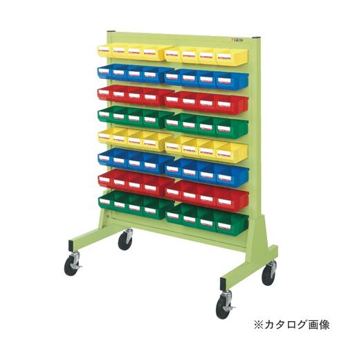 【直送品】サカエ SAKAE パネルハンガー 移動式 片面タイプ ZAS-5Y